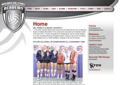 Wisconsin Volleyball Academy